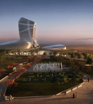 kinostoler - King Abdulaziz Center for World Culture, Dhahran - Saudi Arabia